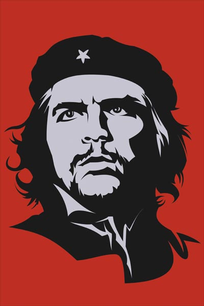 562. Советский плакат: Эрнесто Че Гевара