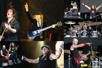 010. Постер: AC/DC