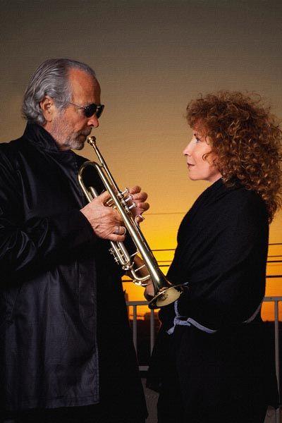 017. Постер: Herb Alpert и Lani Hall