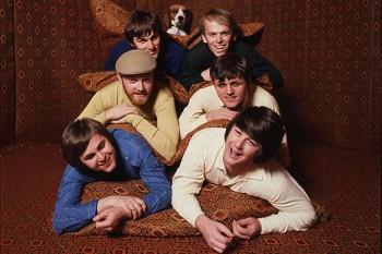 028. Постер: The Beach Boys. Американская поп-рок группа