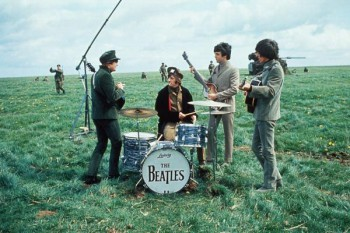 039. Постер: The Beatles 1967