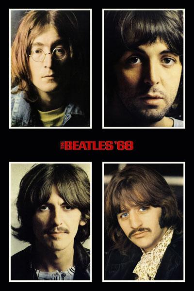 056. Постер: Плакат к Белому альбому