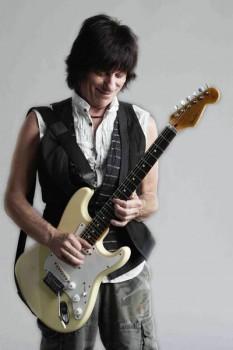 074. Постер: Великий гитарист Jeff Beck