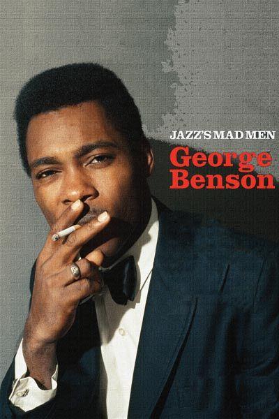 077. Постер: George Benson - американский гитарист и вокалист