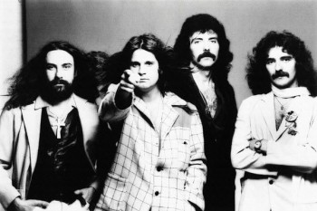 080. Постер: Black Sabbath - классика 70-х
