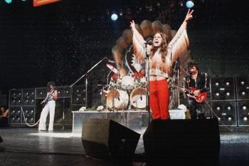 084. Постер: Концерт Black Sabbath