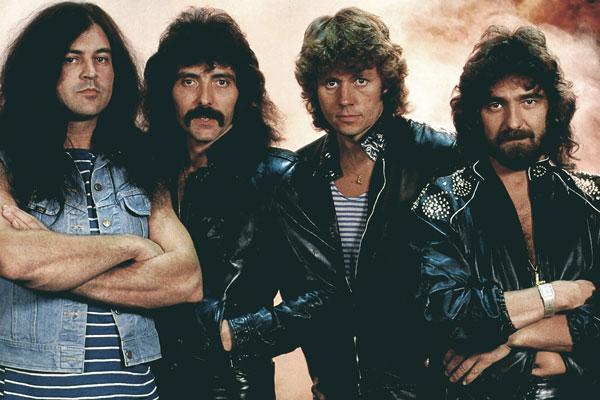 089. Постер: Black Sabbath во второй половине 70-х