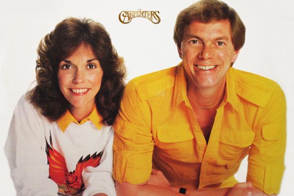 101. Постер: The Carpenters - американский дуэт