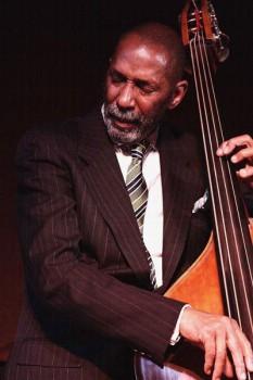 102. Постер: Ron Carter. Американский джаз-контрабасист