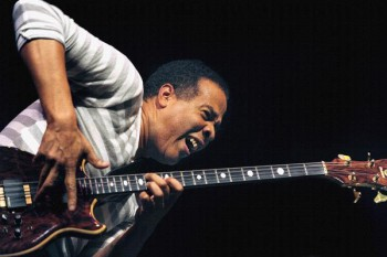 106. Постер: Stanley Clarke - участник коллектива Return to Forever