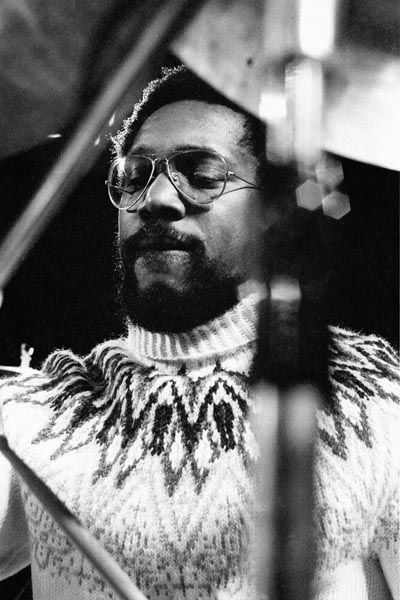 108. Постер: Billy Cobham на фестивале джаза в 1974