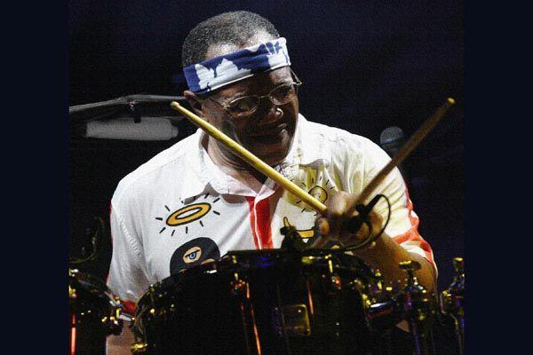 109. Постер: Billy Cobham, американский джазовый барабанщик и композитор