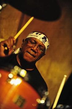 110. Постер: Billy Cobham на фестивале джаза в Санкт-Мориц, Швейцария