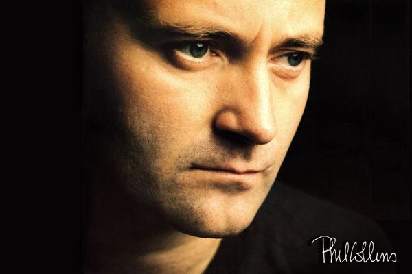 112. Постер: Phil Collins - сольный исполнитель, барабанщик и вокалист рок-группы Genesis