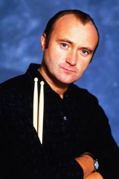 113. Постер: Композитор, барабанщик, актёр, продюсер - Phil Collins