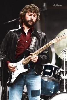 119. Постер: Eric Patrick Clapton
