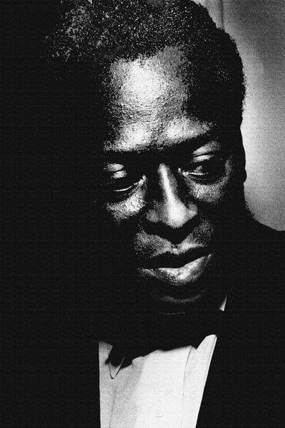 127. Постер: Miles Davis, один из самых влиятельных музыкантов 20-го века