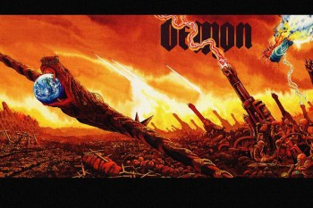 135. Постер: Demon, изображение к альбому