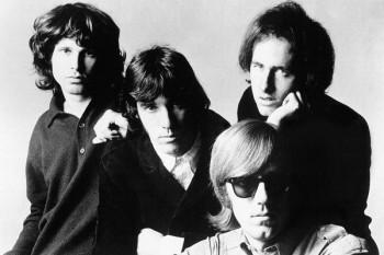 142. Постер: the Doors, американская рок-группа, созданная в 1965 в Лос-Анжелесе