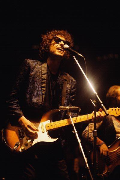 146. Постер: Bob Dylan - американский автор, певец, актер и композитор