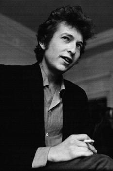 147. Постер: Bob Dylan в 1965 году