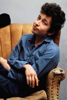 148. Постер: Bob Dylan, является культовой фигурой в рок-музыке на протяжении пяти десятилетий