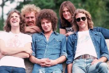 153. Постер: Тhe Eagles - американская рок-группа образована в Лос-Анджелесе, штат Калифорния в 1971 году