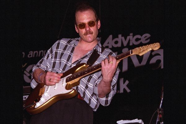 157. Постер: Ronnie Earl - американский блюз гитарист и преподаватель музыки