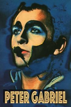 167-2. Постер: Британский музыкант, экс вокалист группы Genesis