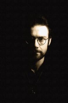 167. Постер: Robert Fripp - британский рок-музыкант, гитарист, композитор. Основатель легендарной группы King Krimson
