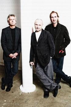 168. Постер: Genesis, британская рок-группа, яркие исполнители прогрессивного рока