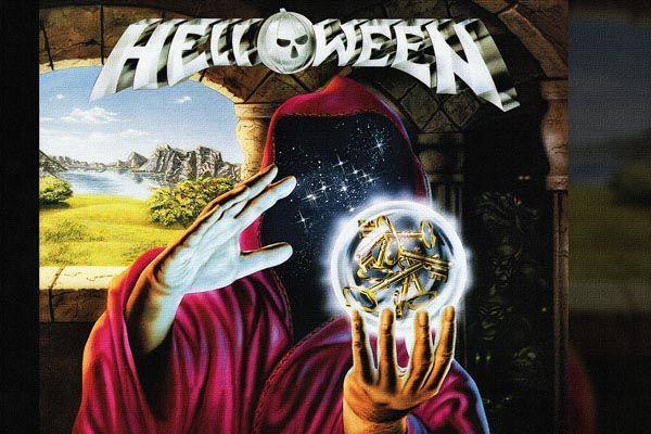 192. Постер: Helloween, с одноименного альбома