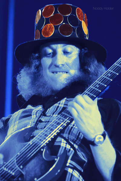 199-2. Постер: Noddy Holder - британский музыкант, вокалист группы Slade
