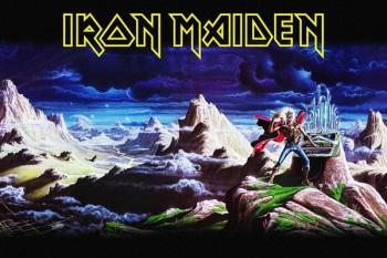 210. Постер: альбом Iron Maiden