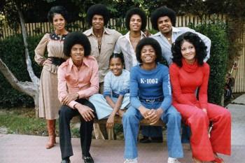 212. Постер: the Jackson Family - является американской музыкальной семьей, исполнителей поп-музыки