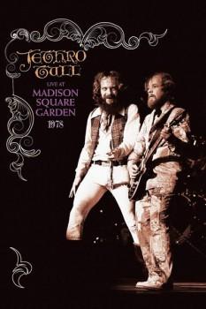 218. Постер: Jethro Tull в Madison Square Garden в 1978 году