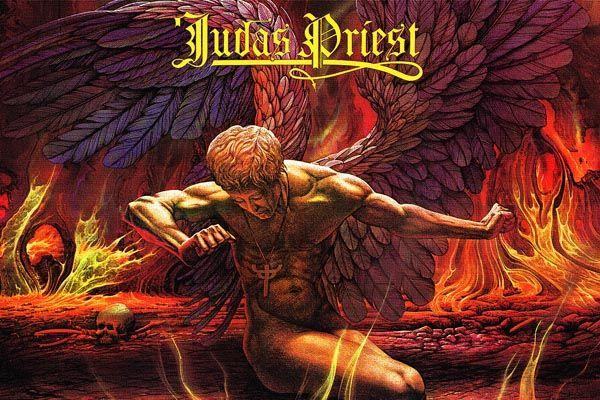 228. Постер: Judas Priest, изображение с одноименного альбома