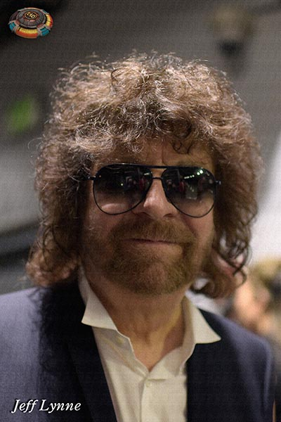 275. Постер: Jeff Lynne, лидер группы Electric Light Orchestra