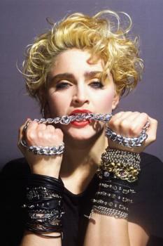 276. Постер: Madonna - американская поп певица
