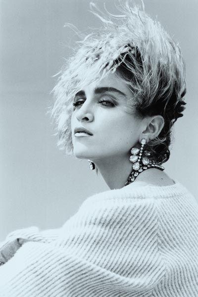 278. Постер: Madonna - королева поп-музыки