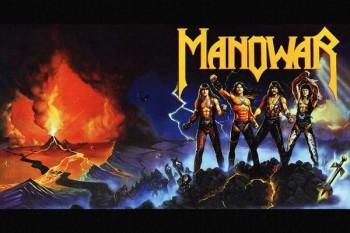 280. Постер: Manowar в борьбе со злом