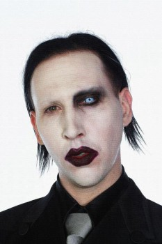283. Постер: Marilyn Manson At The Mtv Europe Music Awards, 2002