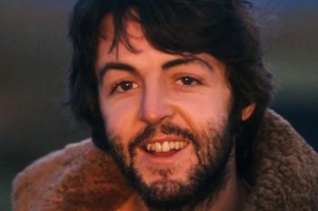 291. Постер: Mc`Cartney в 1970 году, во время работы над своим дебютным альбомом