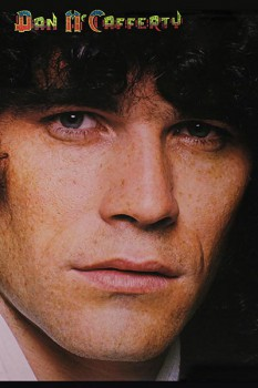 301. Постер: Dan Mc`Cafferty - вокалист и лидер группы Nazareth