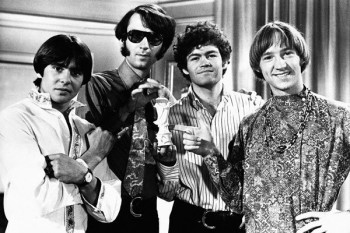 310. Постер: the Monkees - американский поп-рок-квартет