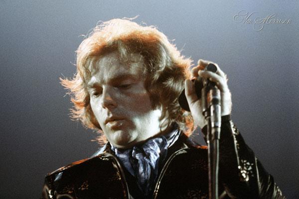 315. Постер: Van Morrison - северо-ирландский автор-исполнитель