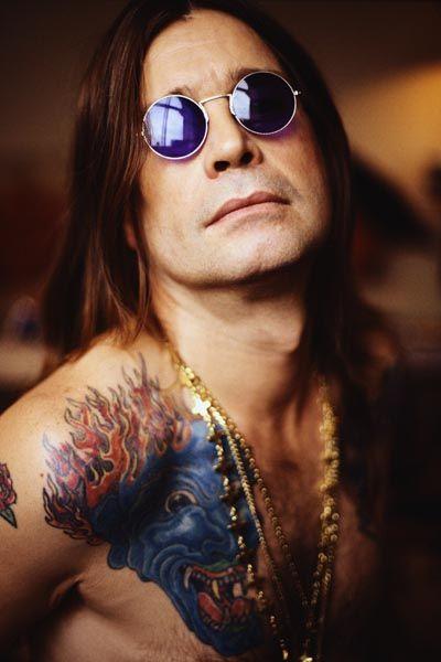322. Постер: Исполнитель Heavy Metal - Ozzy Osbourne