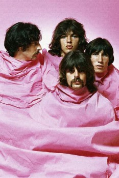 341. Постер: Pink Floyd - английская рок-группа, одна из самых влиятельных и наиболее успешных групп в рок-музыке