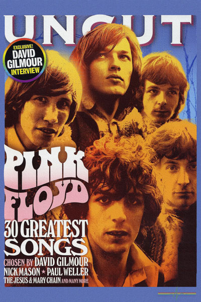 "342. Постер: Pink Floyd в журнале ""Billboard"""