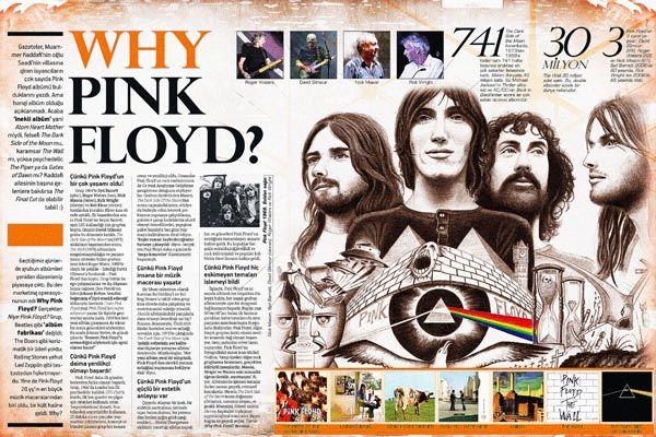 346. Постер: Кто есть Pink Floyd?